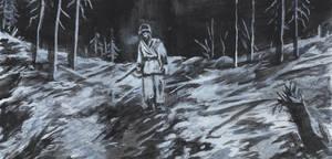 Winter War in the Frontline 6 by tuomaskoivurinne