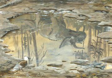 Horns16: Nasutoceratops by tuomaskoivurinne
