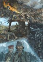 Western Front 1916 by tuomaskoivurinne