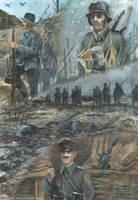 Western Front 1917 by tuomaskoivurinne