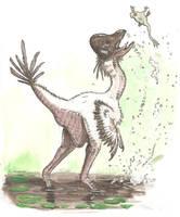 Oviraptorosauria Menu 4 by tuomaskoivurinne