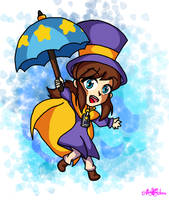 A Hat kid! by PinkArcher360