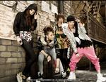 2NE1 by Kalin-Kelsser