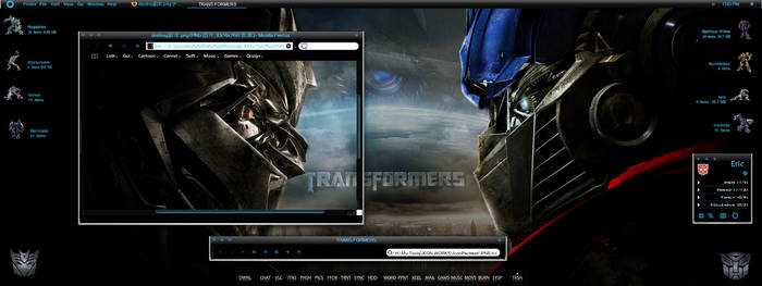 transformers by ericyu
