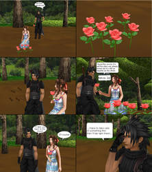 MMD Started With Flowers CH1 PG3 by LittleEvilPikachu