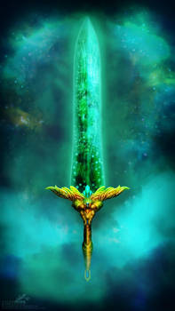 Holy Moonlight Sword Fan Art by Antares69