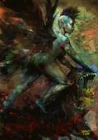 Soul Scavenger by MrDream