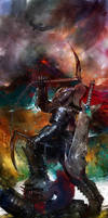DeathBringer by MrDream