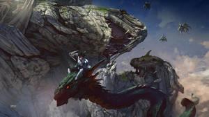 Dragon Breed by MrDream