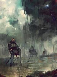 Mutant Safari by MrDream