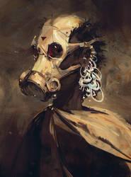 Tribal Earrings by MrDream