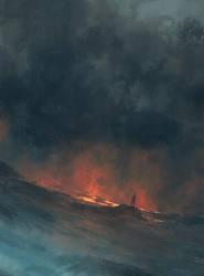 Eruption by MrDream