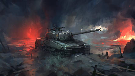 Hell Patrol by MrDream