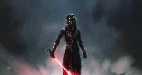 Pharaoh Vader by MrDream