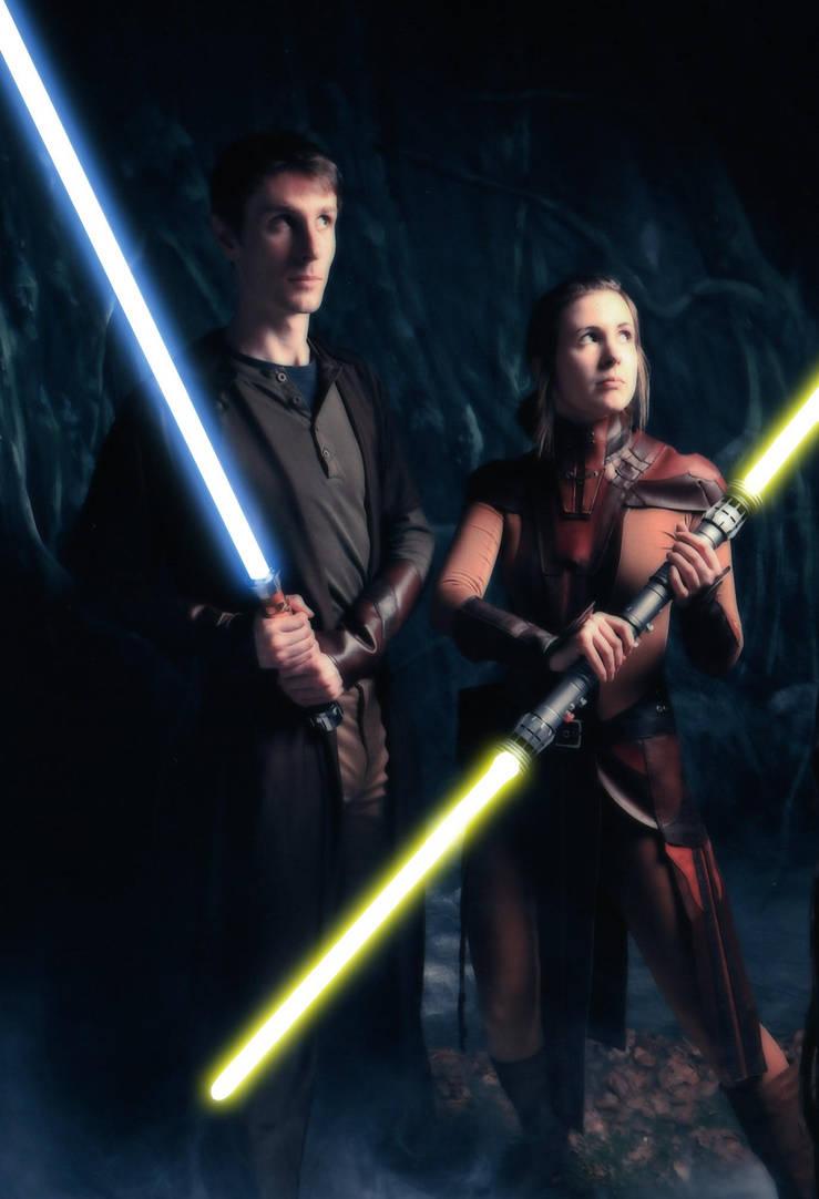 Satele Shan Yellow Lightsaber Jedi Bastila Wwwtopsimagescom