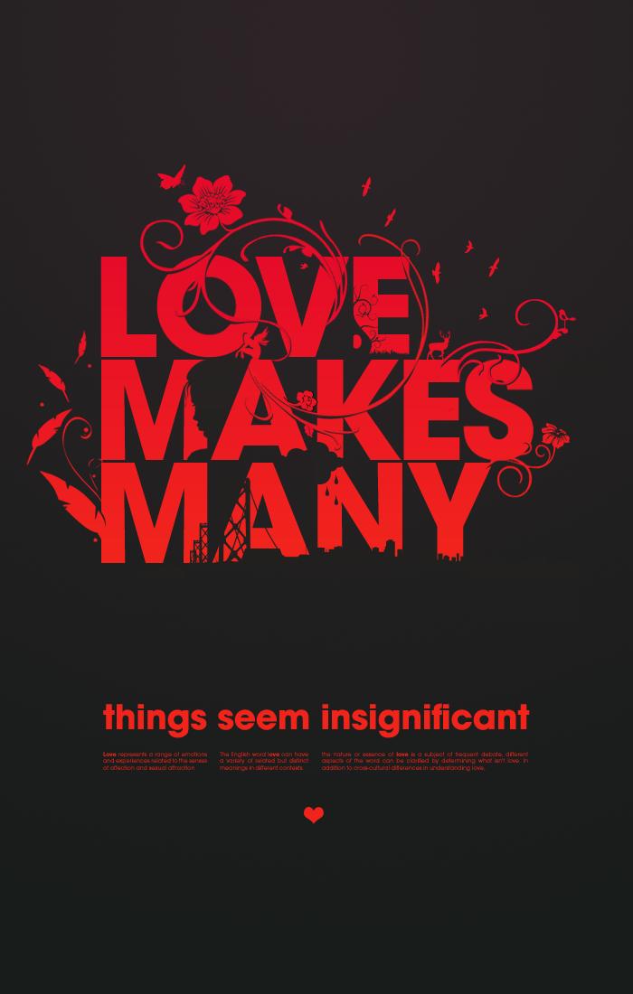 Love Makes Many... by Neochron