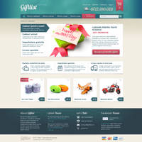 Giftlist.ro Web Proposal by Neochron