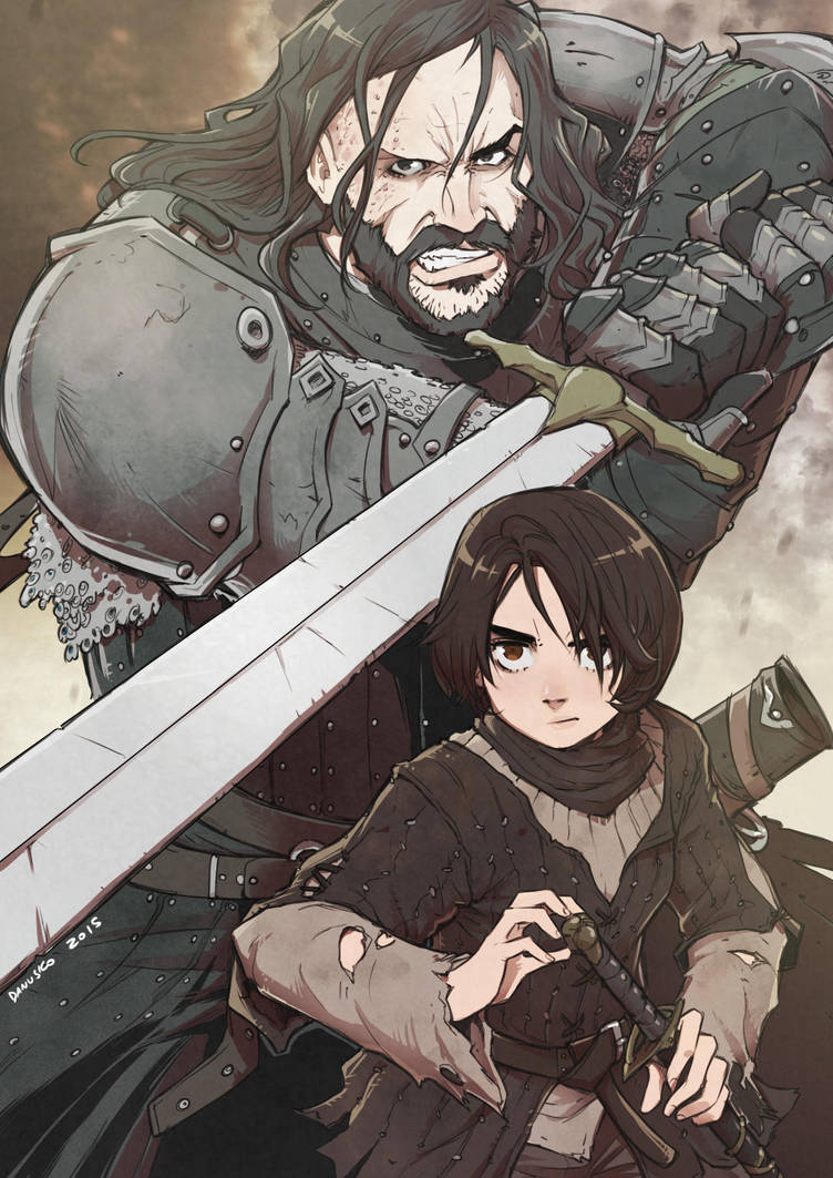 Arya by RoughYo
