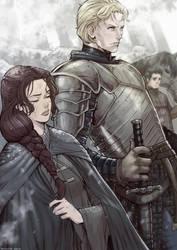 Brienne by RoughYo