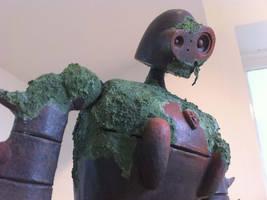 Laputa Robot_04 by Bakenekoya