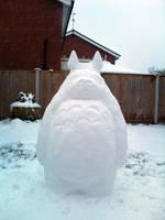 Snowtoro by Bakenekoya