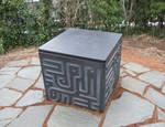 Laputa cube by Bakenekoya