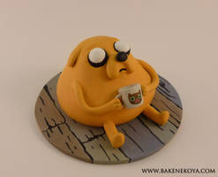 Soft Jake by Bakenekoya