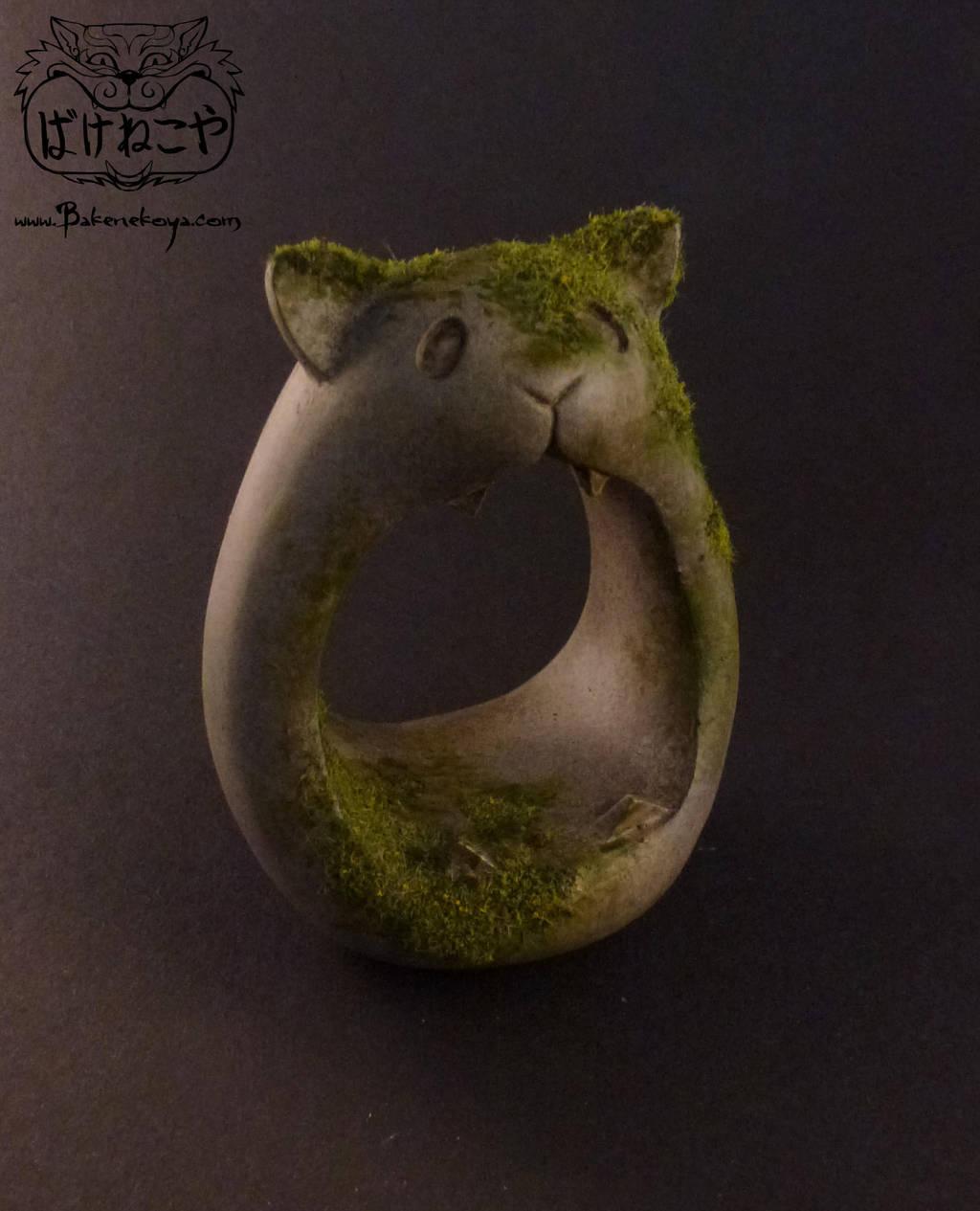 The Cat Totem by Bakenekoya
