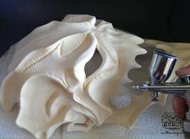 Mask making part  20 by Bakenekoya