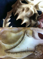 Mask making part  21 by Bakenekoya