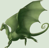 Green pern by Sumoka