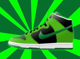 Nike Dunk High by monsieurvoitures