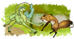 ET   Baobab Tribe   Bright   Job - Fox Control by MissAlmighty