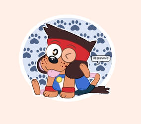 OK KO let's become furries! by HoneyBeeeArts