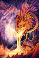 Fire Dragon uk by maggock