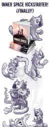 Inner Space Kickstarter Art by maggock