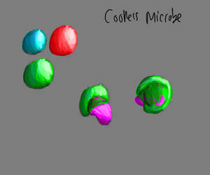 Cookers Microbe by Gawbad