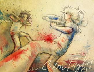 COLOR FIGHT by Achiru-et-al