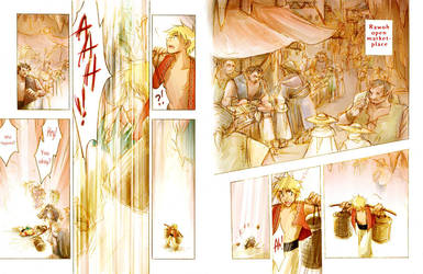 RAVEN I. I. 7-8 by Achiru-et-al