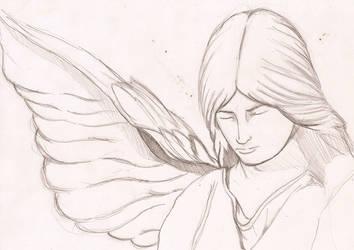 angel by strangeaffair