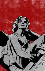 red angel by strangeaffair