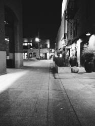 Black and White Alley by Cooper3