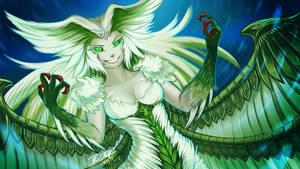Garuda by tambri-art
