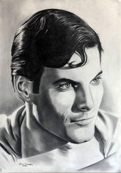 Christopher Reeve Superman by donchild