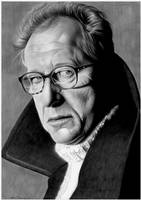 Geoffrey Rush by donchild