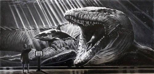 Jurassic World by donchild