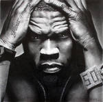50 Cent by donchild