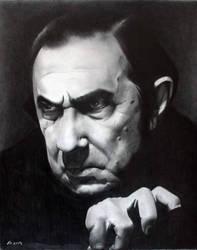 Dracula by donchild