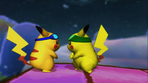 Hey You Pikachu by Razpootin
