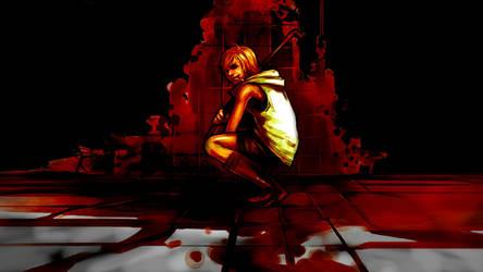 Silent Hill 3 Bloody Wallpaper v1.0 by Razpootin